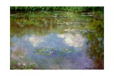 Water Lilies  the Cloud  1903