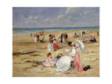 Beach at Courseulles