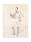 General Louis-Etienne Dulong De Rosnay  1818