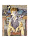Portrait of Gilbert Grey  1950