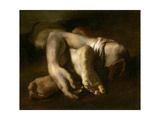 Study of Feet and Hands  C1818-19