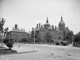 Johns Hopkins Hospital  Baltimore  Md  C1903