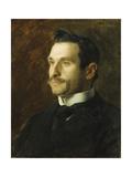 Portrait of Francesco Romano  1904