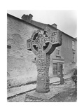 Ancient Cross  Kells  County Meath  1870S