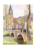 The Mass Hour at Bastide Du Vert  C1920