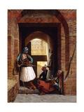 Arnaut Bodyguards in Cairo  1861
