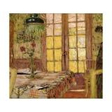 Madame Vuillard in the Dining Room  1919-25