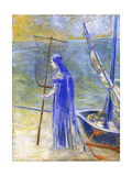 The Fisherwoman  1900