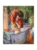 The Bath; Le Bain