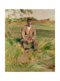 Workman at Celeyran  1882