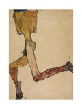 Reclining Nude Man  1910