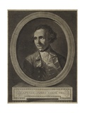 Portrait of Captain James Cook