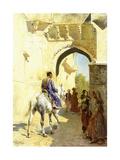 An Arab Scene  1884-89
