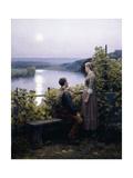 A Summer Evening  1897