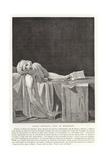 The Death of Marat  1793