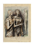 Minerva  Prometheus and Pandora