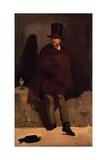 Absinthe Drinker  1859