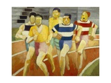 The Runners  C1924