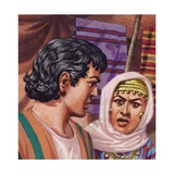 Joseph with the Wife of Potiphar