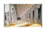 Trajan's Forum - Reconstruction of the Colonnade