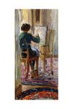 Daughter of the Artist; La Fille De L'Artiste
