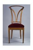 Art Nouveau Style Chair  1900