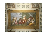 Parnassus  1811  Fresco