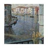 Grand Canal in Venice  1907