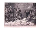 Surrender of Bamborough Castle Ad 1095