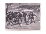 The Sailors Quarrel Near Bayonne Ad 1292