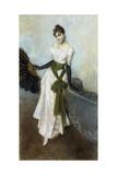 Portrait of Signorina Concha De Ossa  1888