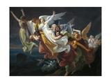 Calvary Angels  Circa 1853