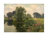 River Banks and River Blossoms  1909
