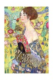 Lady with a Fan  1917-18