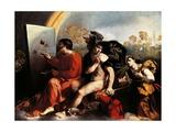 Jupiter and Painter