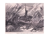 Richard at the Battle of Azotus Ad 1191