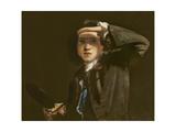 Self-Portrait  1747-1748