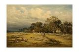 Haymaking  1881