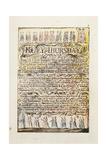 Holy Thursday  1789