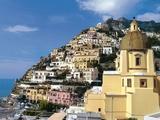 View of Positano  Amalfi Coast