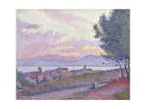 View of Saint Tropez  1896
