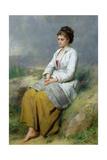 Highland Lassie  1871