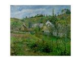 The Valhermeil  Near Pontoise  1880