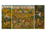 The Garden of Earthly Delights Giclée par Hieronymus Bosch