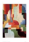 Farbige Formen I  1933