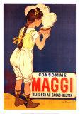 Consomme Maggi Dejeuner Au Cacao-Gluten