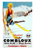 Teleski Combloux