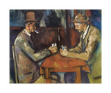 The Card Players  1890-92