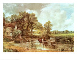 The Haywain  1819