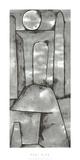 Ein Tor, c.1939 Sérigraphie par Paul Klee